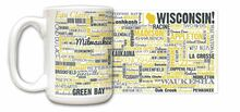 WisconsinState Mug