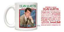 Dean Martin 100th Birthday Mug