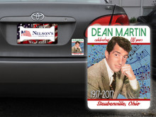 Dean Martin 100th Birthday Decal