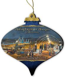 Nutcracker Village: Making Christmas Memories Ornament