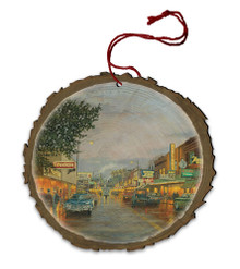 Weirton Memories Wood Ornament