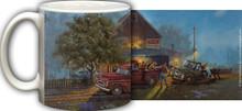 Chevy Lends a Hand Mug