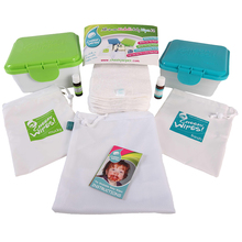 Baby wipes all-in-one kit