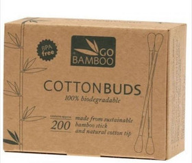 Bamboo Biodegradable Cotton Buds