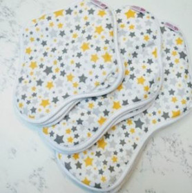 Sanitary cloth pads (10 pack)