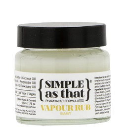 Vapour Baby Rub 50g