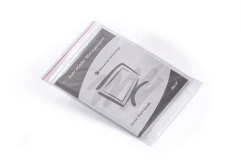 "3"" x 5"" 2 Mil Reclosable Zip Top Poly Bags - Minigrip"