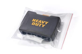 "10"" x 10"" 4 Mil Reclosable Zip Top Poly Bags - Minigrip"