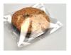 "5"" x 5"" + 1.5"" LP 1.25 Mil Lip & Tape PP Bottom Gusset Cookie Bag"