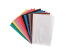 "6.25"" x 9.25"" High Density Colored Merchandise Bags"