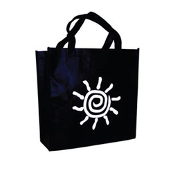 """13"""" x 13"""" Reusable Polypropylene Bag (w/Sun Print)"""