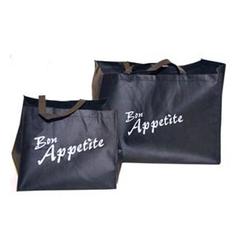"14"" x 12"" Reusable Polypropylene Bag (Take Out)"