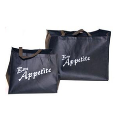 "22"" x 15.25"" Reusable Polypropylene Bag (Take Out)"
