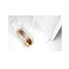 "5.25"" x 10"" 0.5 Mil High-Density Saddle Pack Hot Dog Bags Plain"