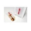 "5.25"" x 8"" 0.5 Mil High-Density Saddle Pack Hot Dog Bags Printed"