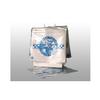 """10.5"""" x 8"""" 1 Mil Seal Top Saddle Pack Deli Bag Printed 1 Color"""