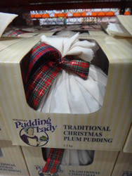 Newscastle's Pudding Lady Christmas Pudding | Fairdinks