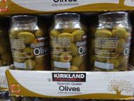Kirkland Signature Spanish Queen Olive 2 x 595G | Fairdinks