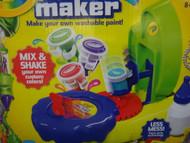 Crayola Paint Maker   Fairdinks