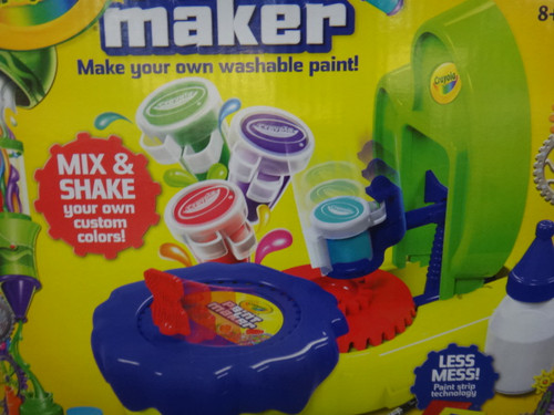 Crayola Paint Maker | Fairdinks