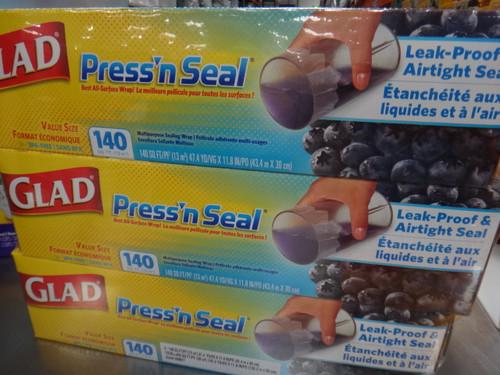 Glad Press 'N Seal 3PK 30CM x 43.4M | Fairdinks