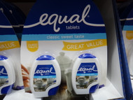 Equal Tablets (2x400 Pack) 2 x 34G | Fairdinks