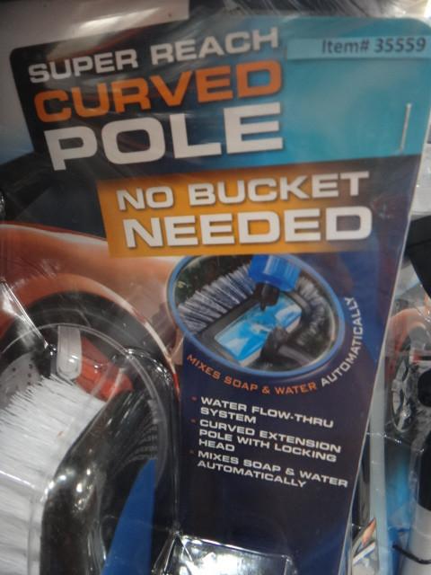 Suds-N-Go Wash Brush Car Wash Kit | Fairdinks