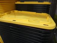 102 Litre Storage Box 76cm x 51cm x 37cm | Fairdinks