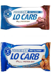 Aussie Bodies Protein FX Lo Carb Mini Bars 24 x 30G | Fairdinks