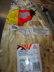 Aroma Bakery Afghan Garlic Bread 2 x 400G | Fairdinks