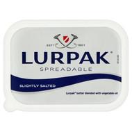 Lurpak Spreadable Slightly Salted Butter 1KG | Fairdinks