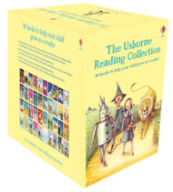 The Usborne Reading Collection 40 Books Gift Box Set Early Readers   Fairdinks