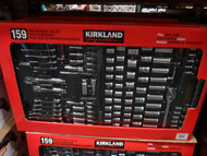 Kirkland Signature Mechanics Tool Set 159 Piece - 1 | fairdinks
