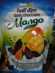 Tropical Fields Dark Choc Dipped Mango 454G   Fairdinks