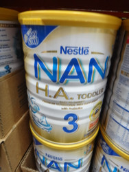 Nestle Nan Ha Gold Stage 3 800g | Fairdinks