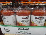 Kirkland Signature Organic Napolitana Sauce 3 x 907G | Fairdinks