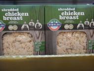 Tibaldi Shredded Chicken Breast 600G | Fairdinks