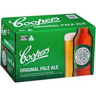 Coopers Pale Ale 24 x 375ML