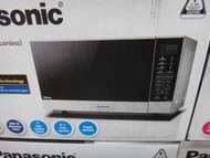 Panasonic SF574S 27 Litre Inverter 1000W Flatbed Microwave