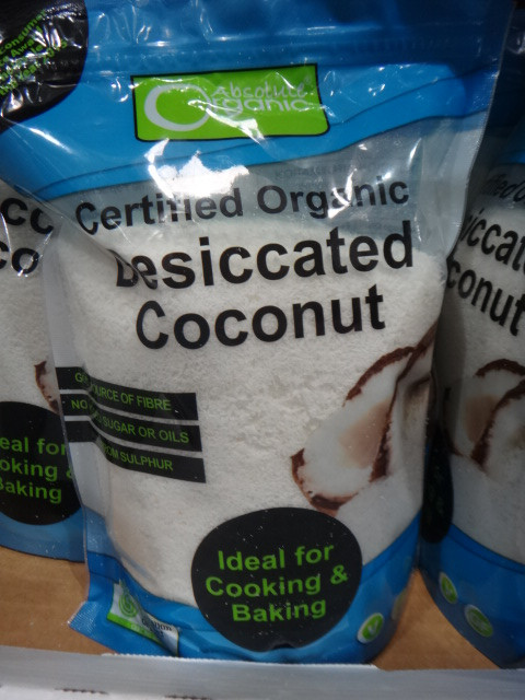 Absolute Organic Dessiccated Coconut 750G | Fairdinks