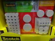 Scotch Floor Care Self Adhesive Felt Pads 288PCS | Fairdinks