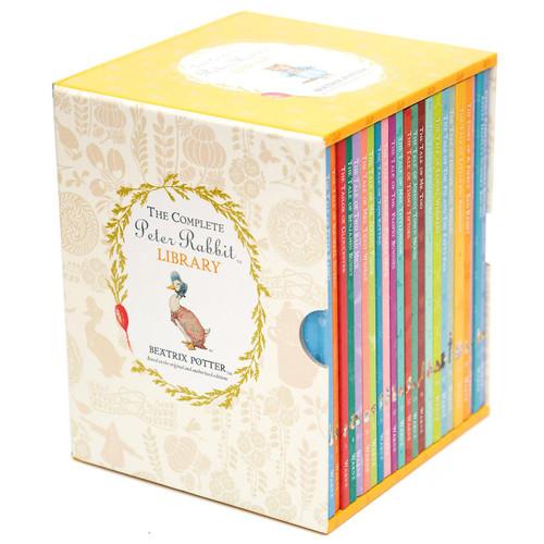Peter Rabbit 1-23 Library | Fairdinks