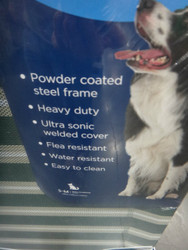 Total Care Outdoor Patio Pet Bed Medium Size | Fairdinks