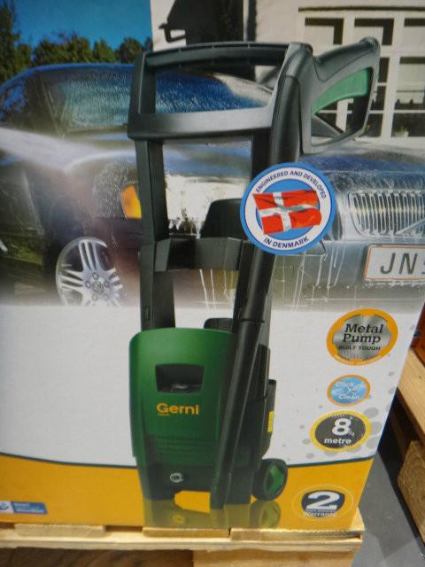 Gerni Pressure Washer 125.2PC 1820PSI | Fairdinks