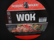 Nordics Ware Spun Aluminumized Steel Wok 35.5CM | Fairdinks