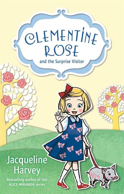 Clementine Rose 8 Book Set Eight Delightful Adventures Jacqueline Harvey | Fairdinks