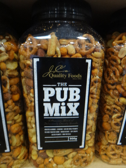 Jc S Quality Foods The Pub Mix 900g Fairdinks