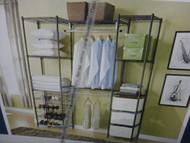 Whalen Modular Closet Organiser | Fairdinks