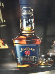 Jim Beam Double Oak Whiskey 700ML Twice Barreled | Fairdinks