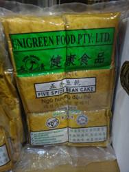 Unigreen Five Spice Bean Cake 2 x 220G | Fairdinks